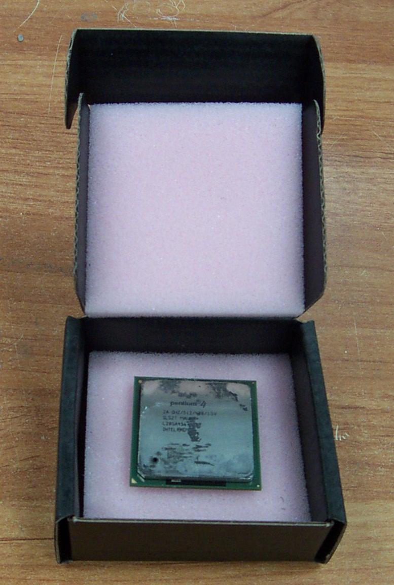 Intel SL5ZT Pentium 4 2GHz Socket 478 Processor