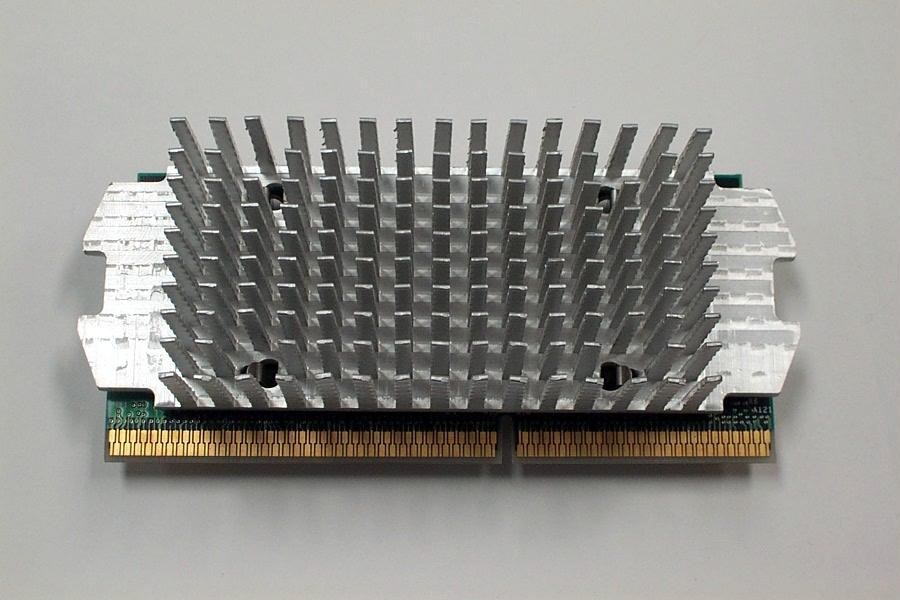 Fujitsu AF33920 ErgoPro E365 SL2SY 266MHZ Slot 1 Processor with Heatsink