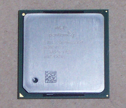 Intel SL5UK Pentium 4 1.8GHz Socket 478 Processor