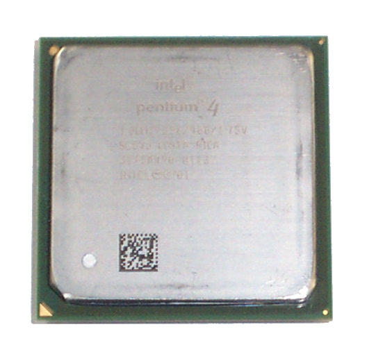 Intel SL5VJ Pentium 4 1.8GHz 400MHz 256KB Socket 478 Processor