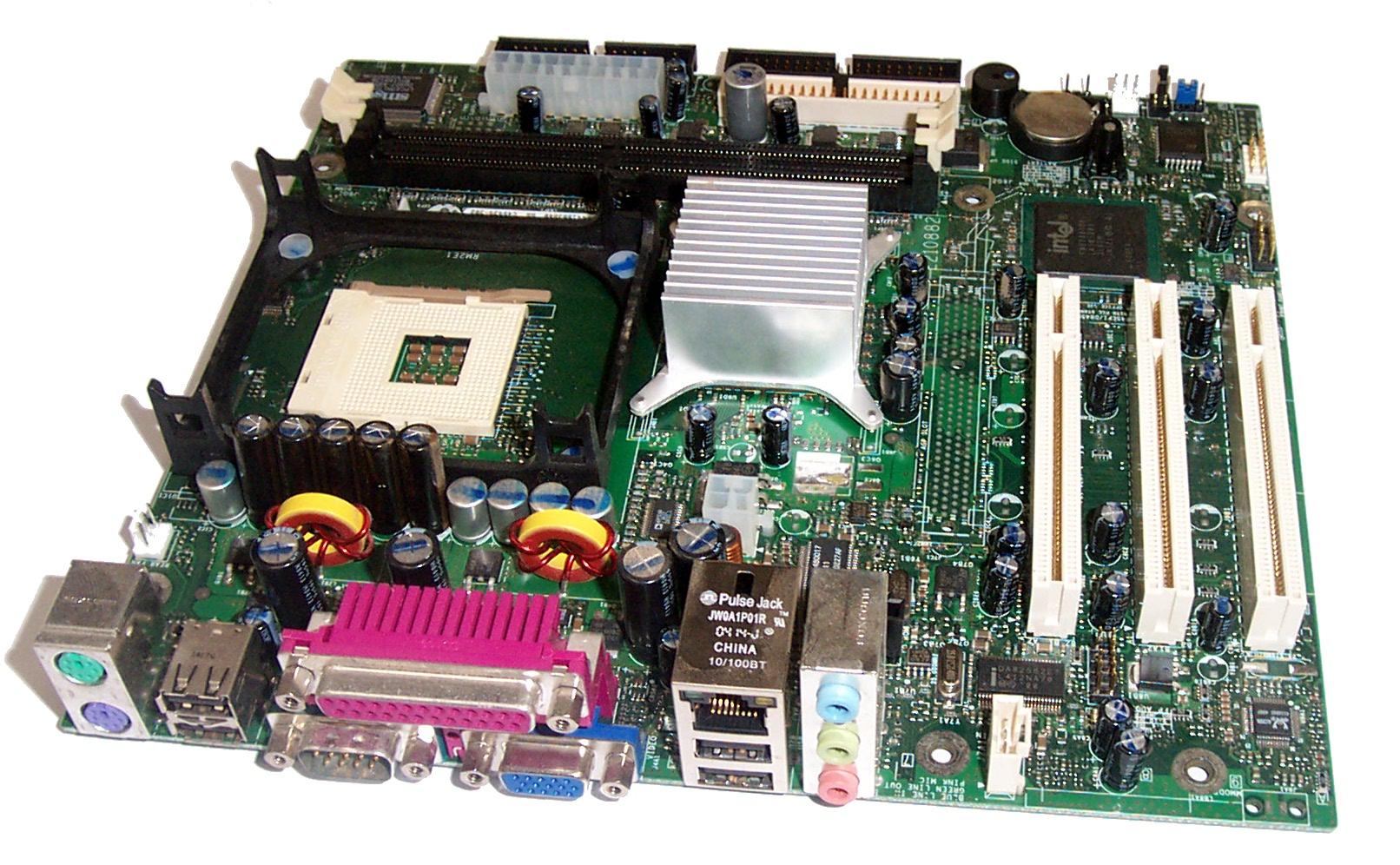 intel c45439 302 d845gvsr socket 478 motherboard ebay rh ebay co uk  intel desktop board d845wn motherboard manual