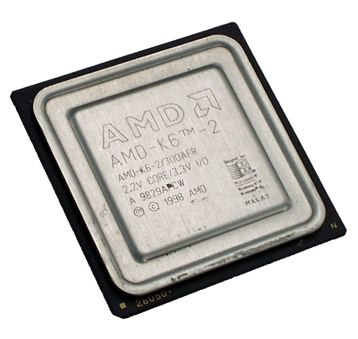 AMD AMD-K6-2/300AFR 300MHz Socket 7 Processor
