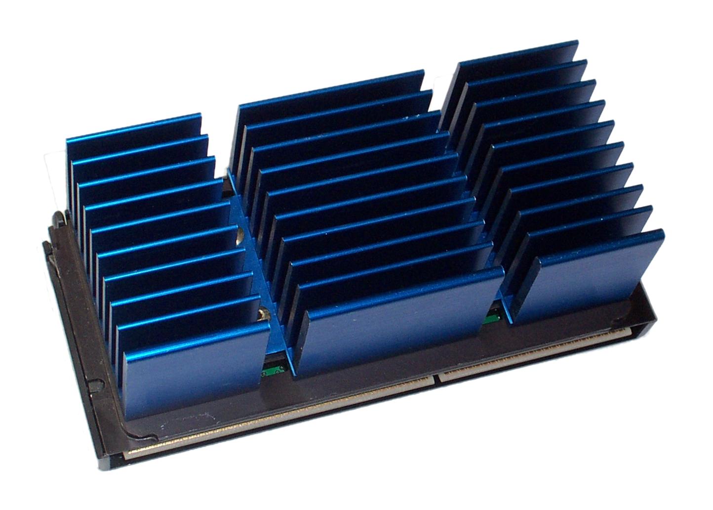 Intel SL2U6 Pentium 2 400MHz with Compaq 698139-001 Heatsink
