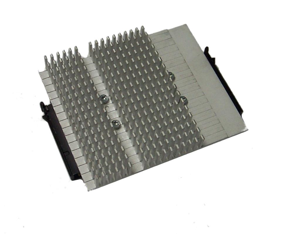 Intel SL2U4 Pentium 2 350MHz CPU with Compaq 314186-001 Heatsink