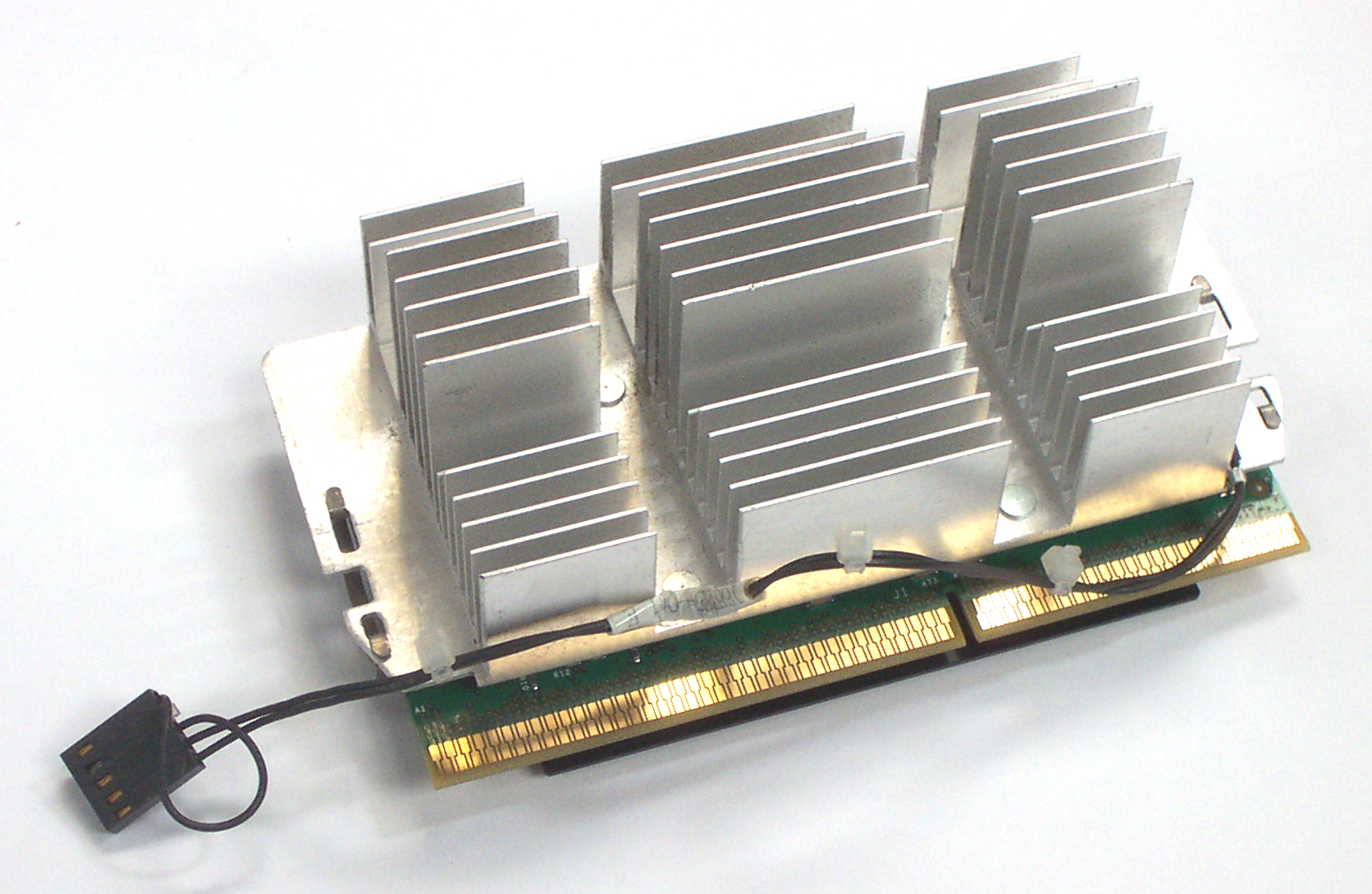 Intel SL35E Pentium 3 500MHz CPU with Compaq 388286-002 Heatsink