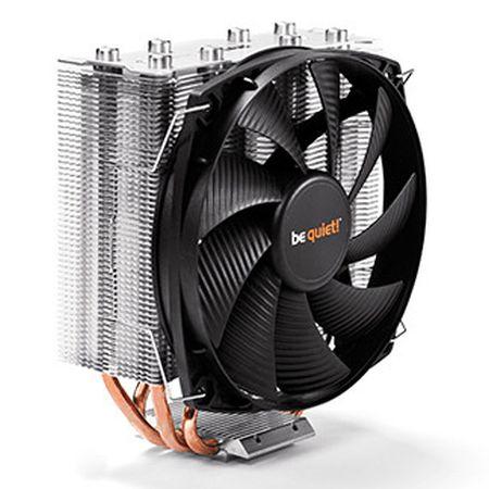 Be Quiet! BK010 Shadow Rock Slim Heatsink & Fan, Intel & AMD Sockets, Silent Win