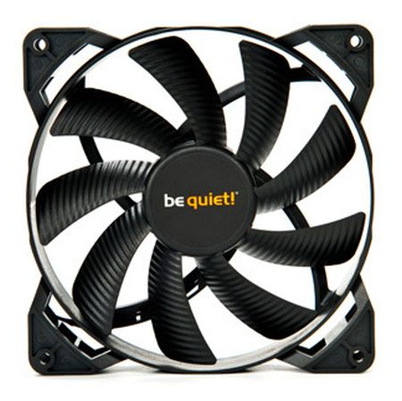 Be Quiet! BL046 Pure Wings 2 12cm Case Fan, Rifle Bearing, Black, Ultra Quiet