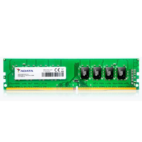 ADATA Premier, 4GB, DDR4, 2400MHz (PC4-19200), CL17, DIMM Memory, 512x8, OEM (An