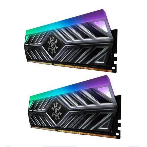 ADATA XPG Spectrix D41 RGB LED 16GB Kit (2 x 8GB), DDR4, 3600MHz (PC4-28800), CL