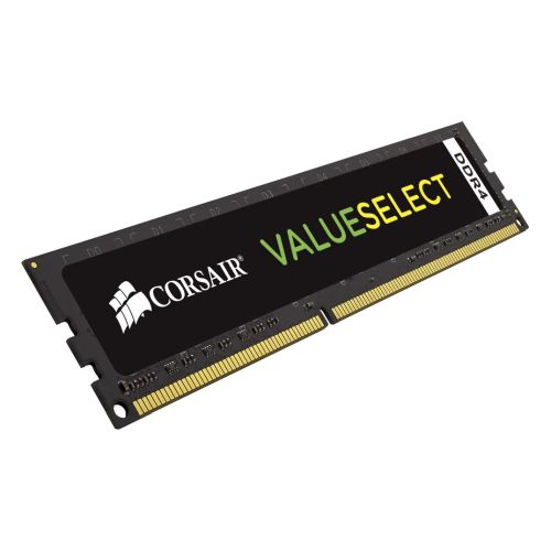 Corsair Value Select, DDR4, 8GB, 2400MHz (PC4-19200), CL16, DIMM Memory