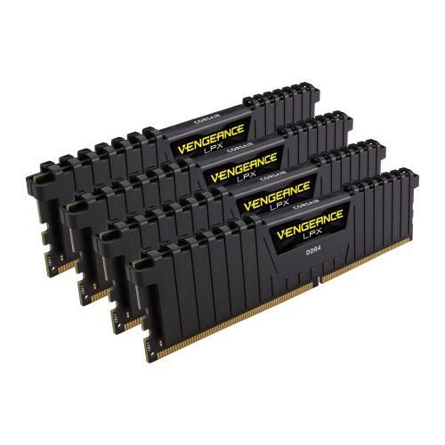 Corsair Vengeance LPX 32GB Memory Kit (4 x 8GB), DDR4, 3600MHz (PC4-28800), CL18