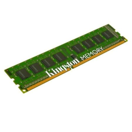 Kingston 2GB, DDR3, 1333MHz (PC3-10600), CL9, DIMM Memory, Single Rank