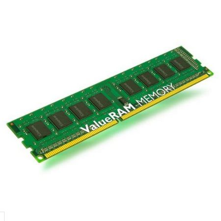 Kingston 4GB, DDR3, 1333MHz (PC3-10600), CL9, DIMM Memory, Single Rank