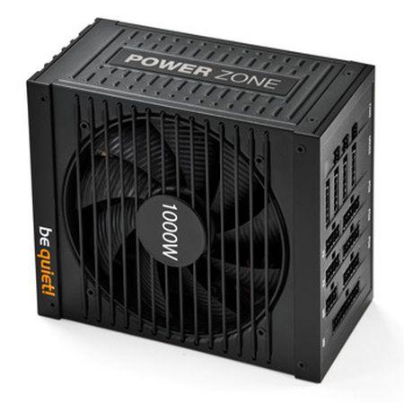 Be Quiet! 1000W Power Zone PSU, Fully Modular, Fluid Dynamic Fan, 80+ Bronze, SL
