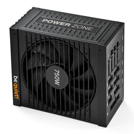 Be Quiet! 750W Power Zone PSU, Fully Modular, Fluid Dynamic Fan, 80+ Bronze, SLI