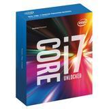 Intel Core I7-7700K CPU, 1151, 4.2 GHz, Quad Core, 91W, 14nm, 8MB, Overclockable