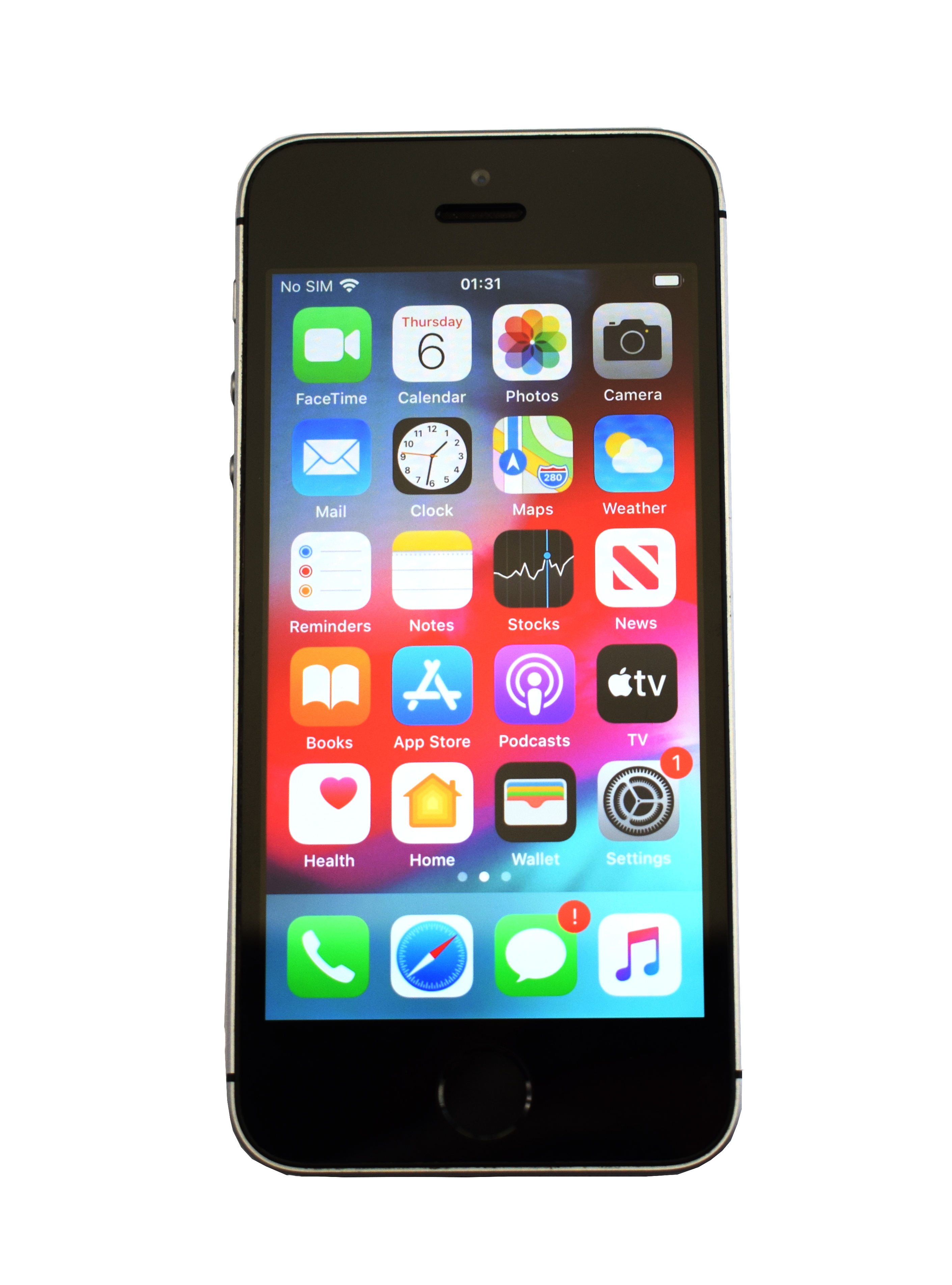 Apple A1723 iPhone SE 32GB Unlocked Space Grey Refurbished