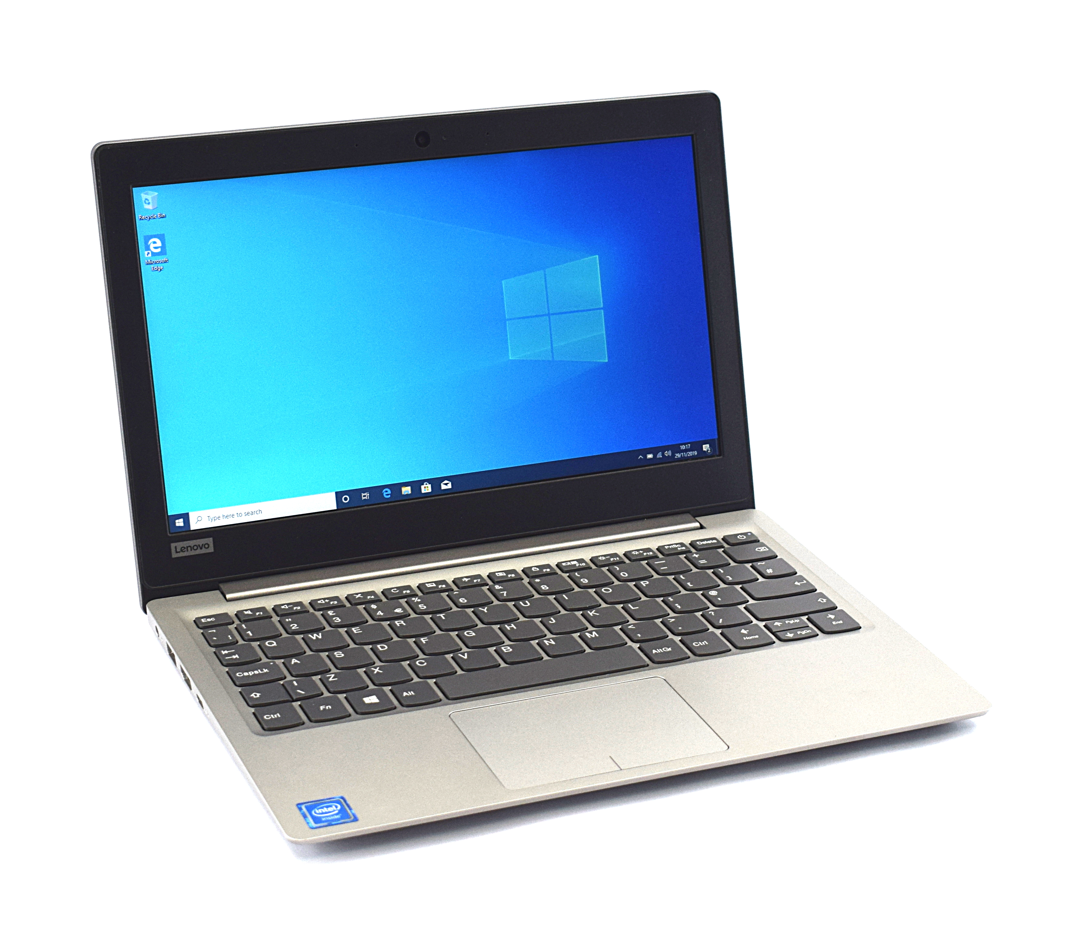 "Lenovo 120S-11IAP Laptop Intel Celeron N3350 4GB RAM 32GB eMMC 11.6"" Windows 10"
