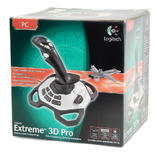 NEW-Opened Logitech 942-000005 Extreme 3D Pro USB Joystick Controller