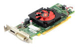 Dell 0WH7F AMD Radeon HD 6450 1GB DDR3 PCIe Graphics Card / Low-Profile