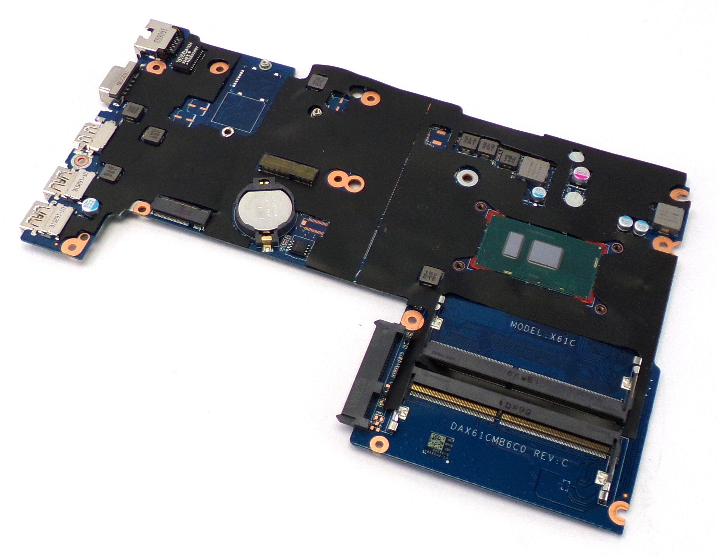 HP DAX61CMB6C0 ProBook 430 G3 with Intel Core i5-6200U Laptop Motherboard