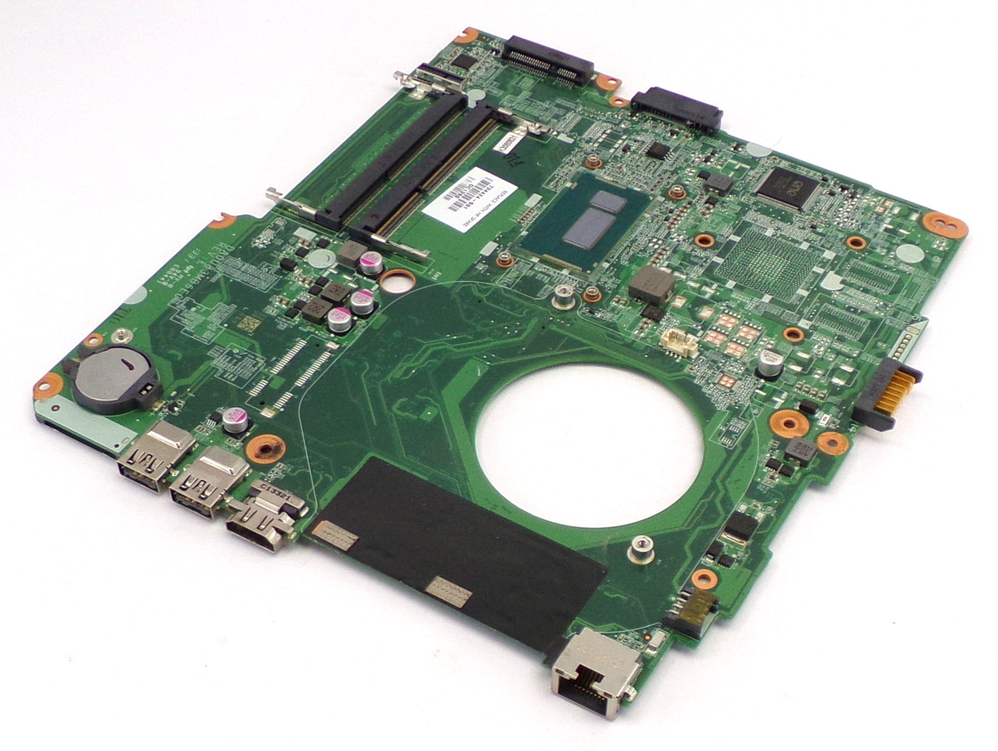 734435-001 HP Pavilion 14 with Intel Core i3-4005U Motherboard
