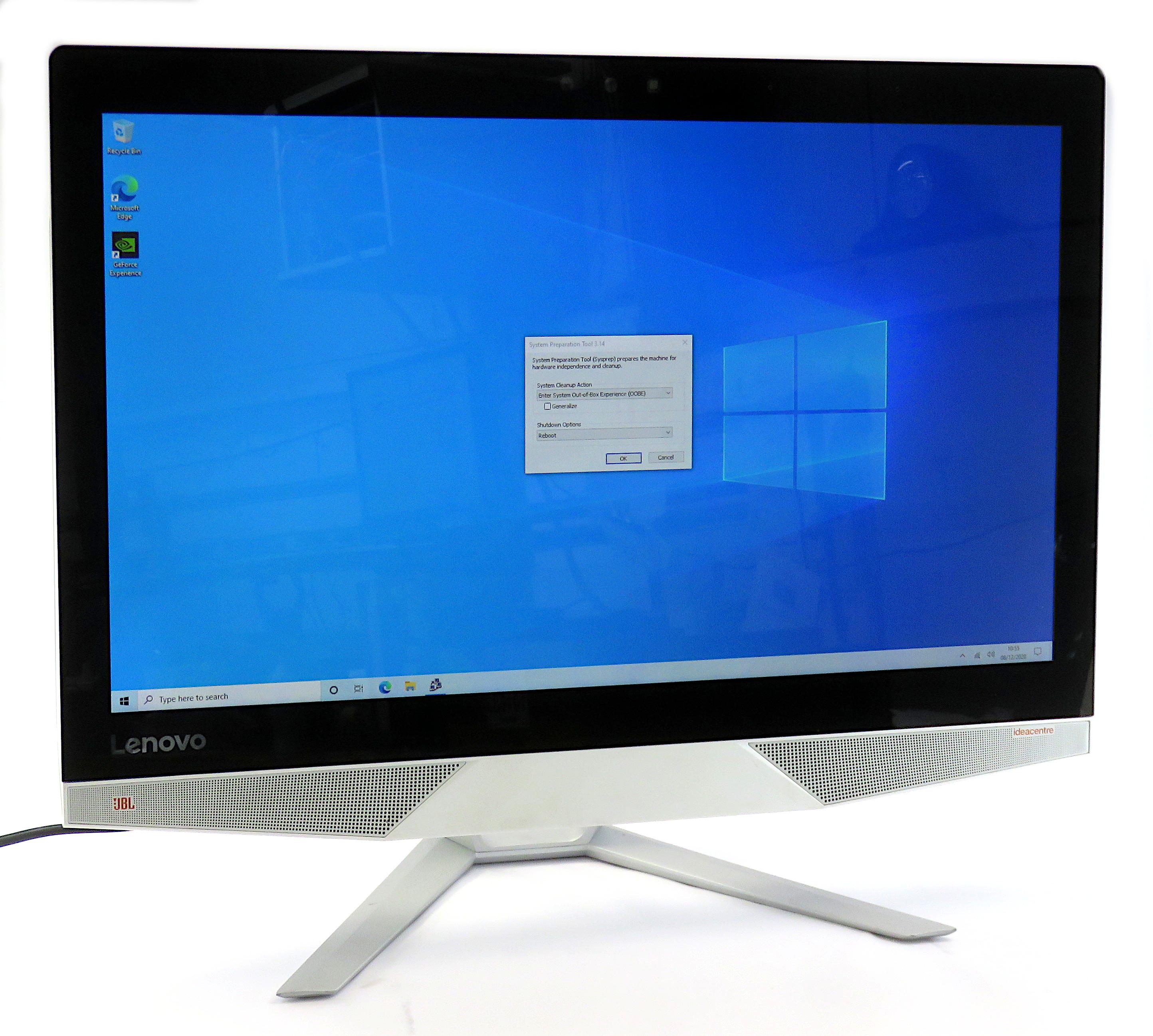 Lenovo ideacentre AIO 700-24ISH 23.8 i5-6400 256GB SSD 8GB RAM Non-Touch AiO PC