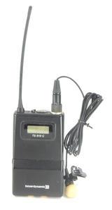 Beyerdynamic TS 910 C Transmitter /w Microphone 518-554 MHz