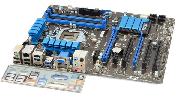 MSI Z77A-G45 Intel LGA1155 ATX Gaming PC Motherboard