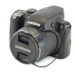 Samsung WB5000 12.5MP 24X Optical Zoom Digital Camera - Black