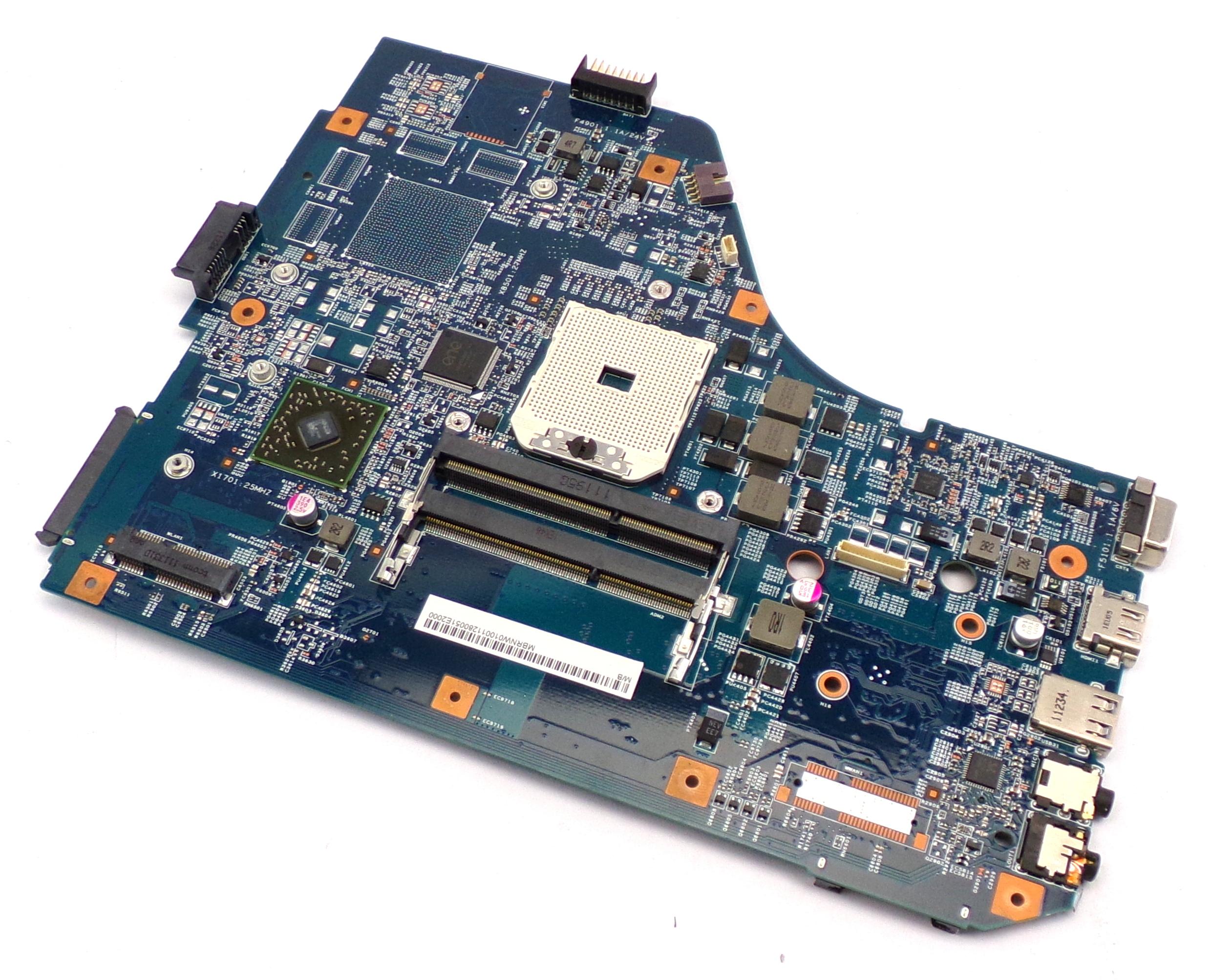 55 4m701 001 Acer Aspire 5560 Amd Socket Fs1 Motherboard