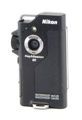 Nikon KeyMission 80 Digital Camera With Box & Accessories