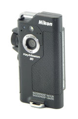 Nikon KeyMission 80 Digital Action Camera In Black