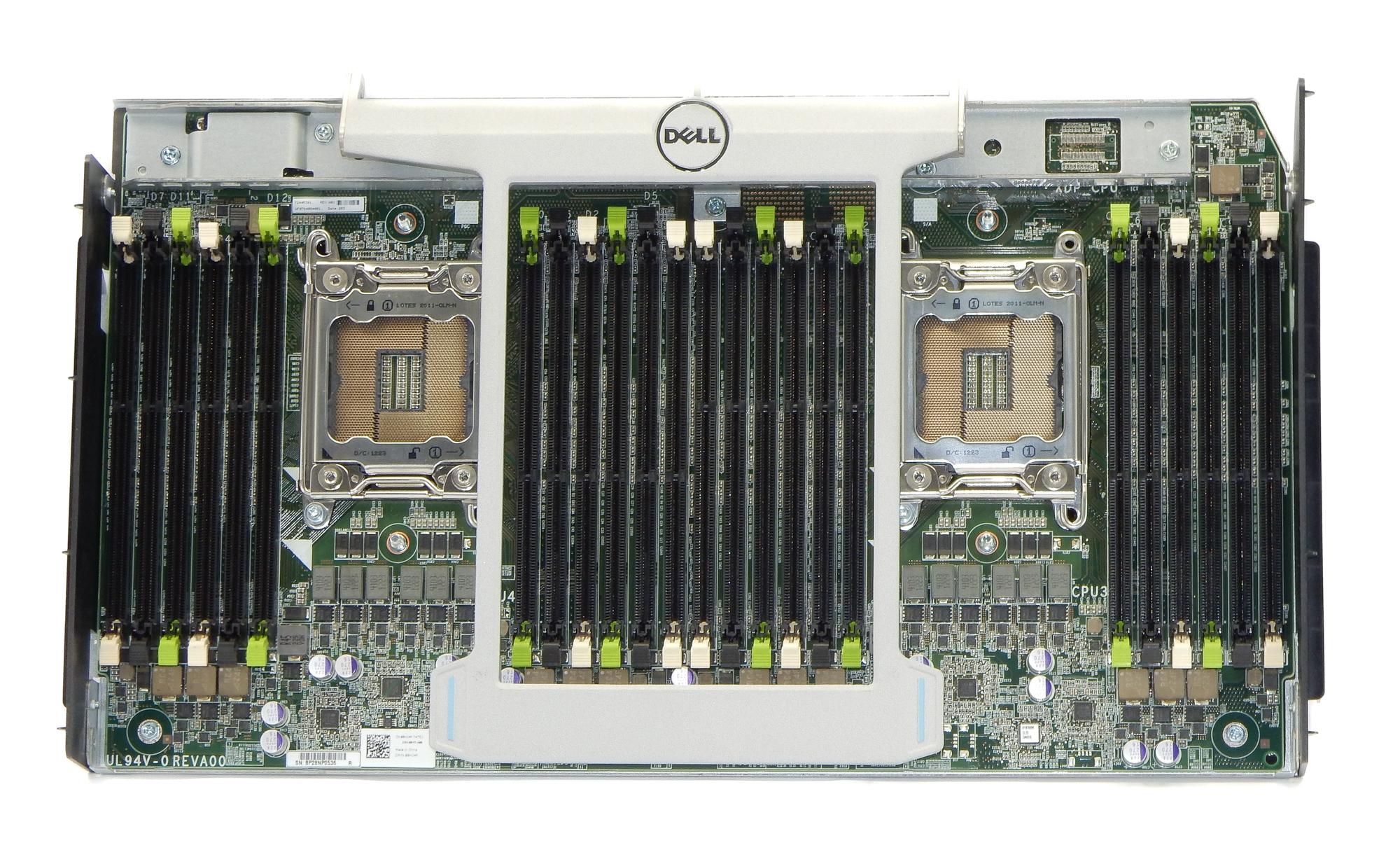 Dell 8HJ4P PowerEdge R820 Server CPU & Memory Expansion Riser Board