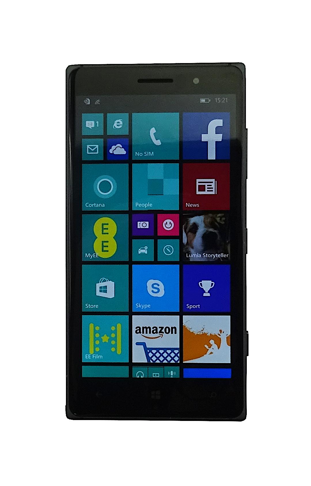 Nokia Lumia 830 RM-984 16GB EE Black Used