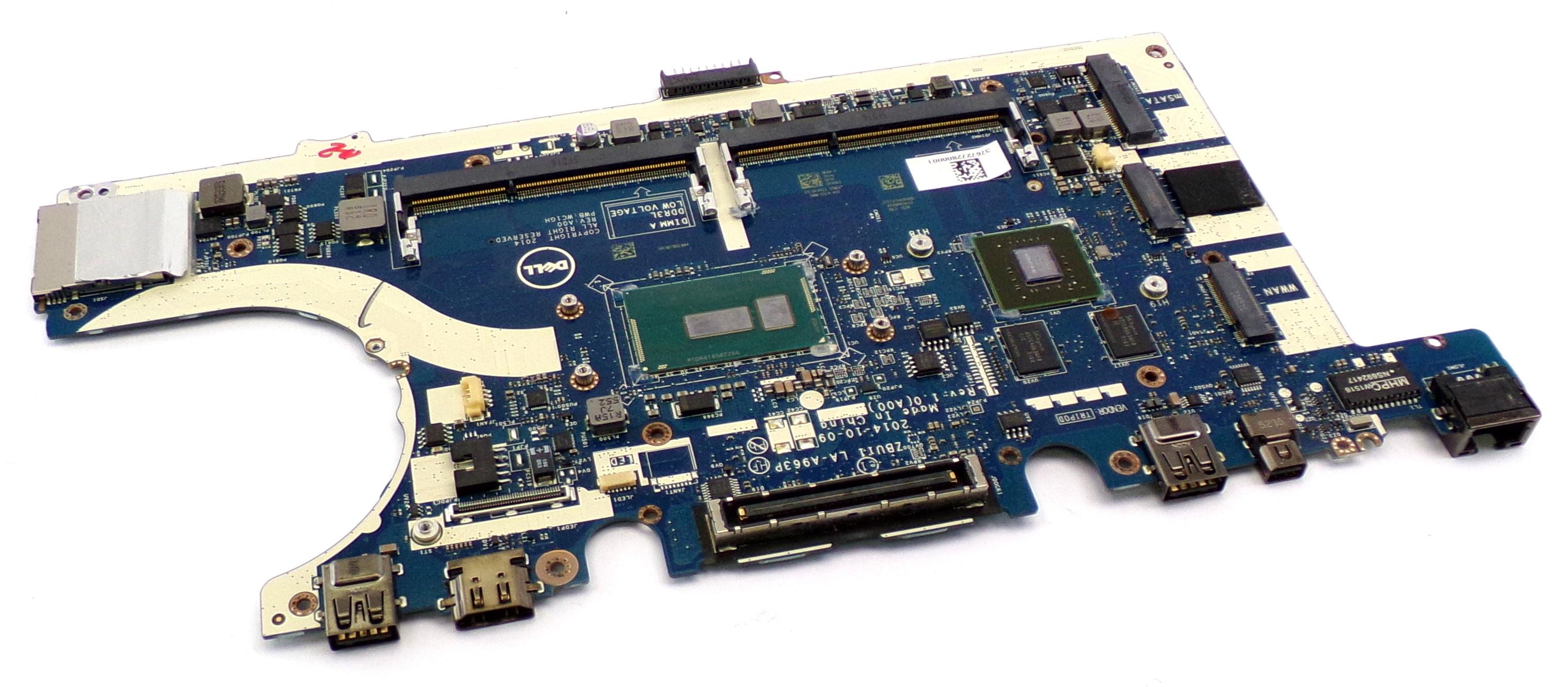 Dell KVR03 Latitude E7450 with Intel Core i7-5600U Motherboard