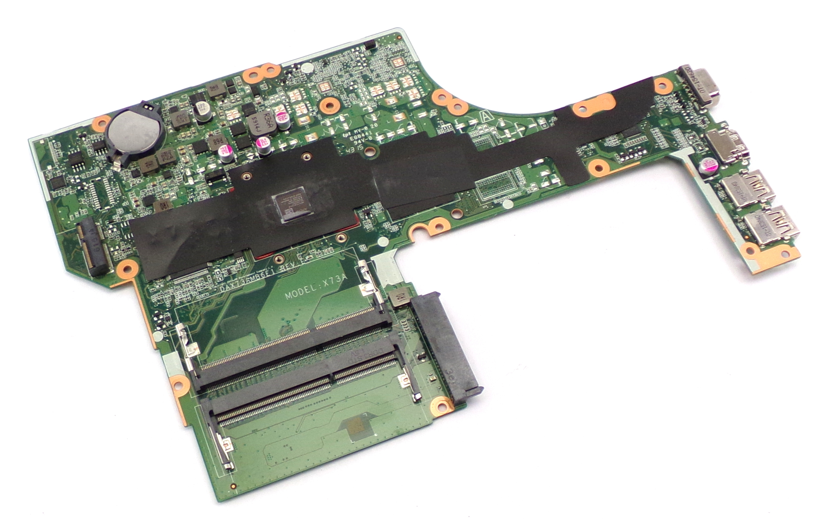 828431-001 HP Probook 455 G3 with AMD A8-Series A8-7410 Motherboard DAX73AMB6E1