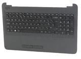 HP 813974-031 15-AC 15-AF Palmrest / QWERTY Keyboard