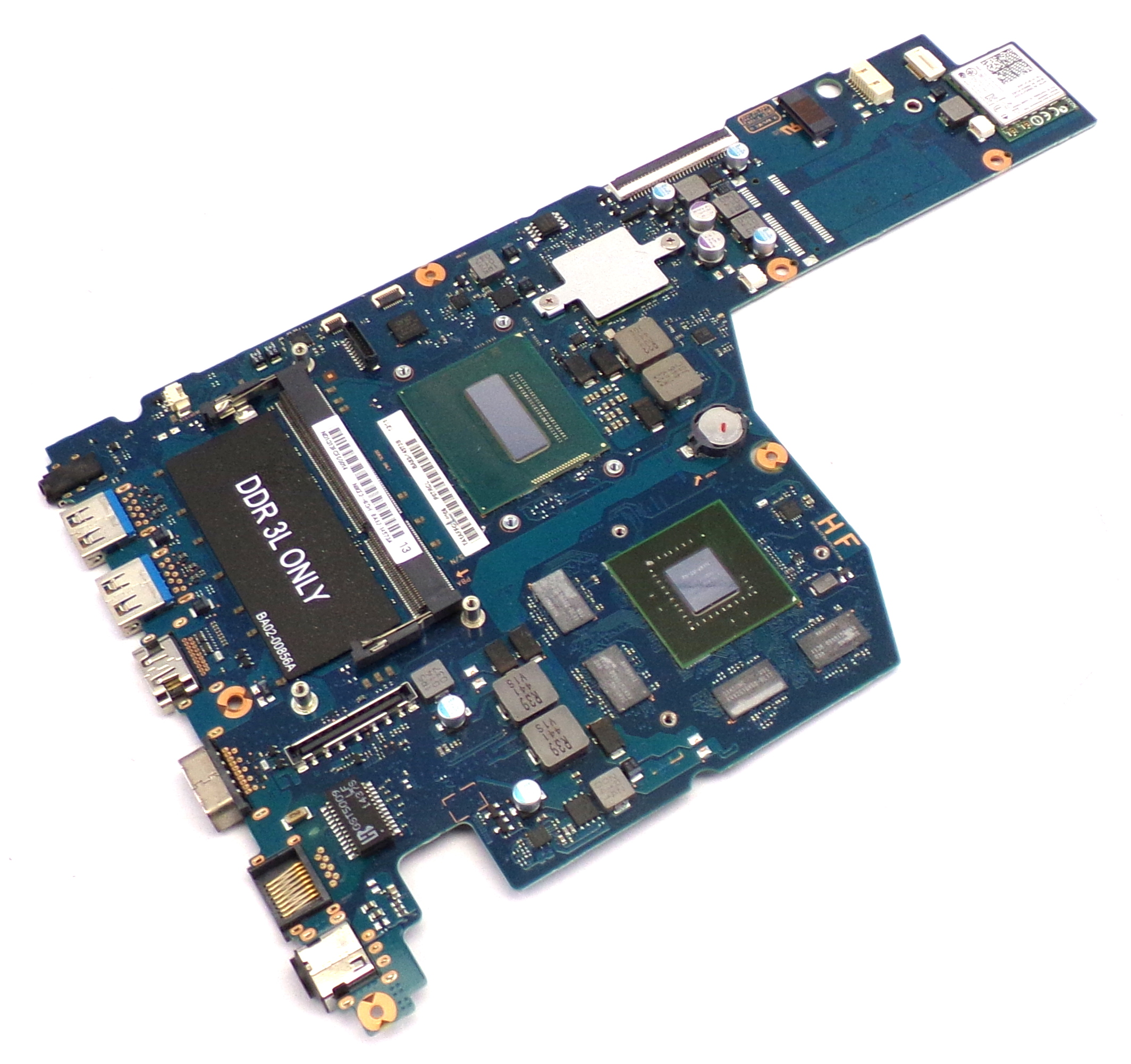 Samsung BA92-14573 NP870Z5G with Intel Core i7-4710HQ Laptop Motherboard