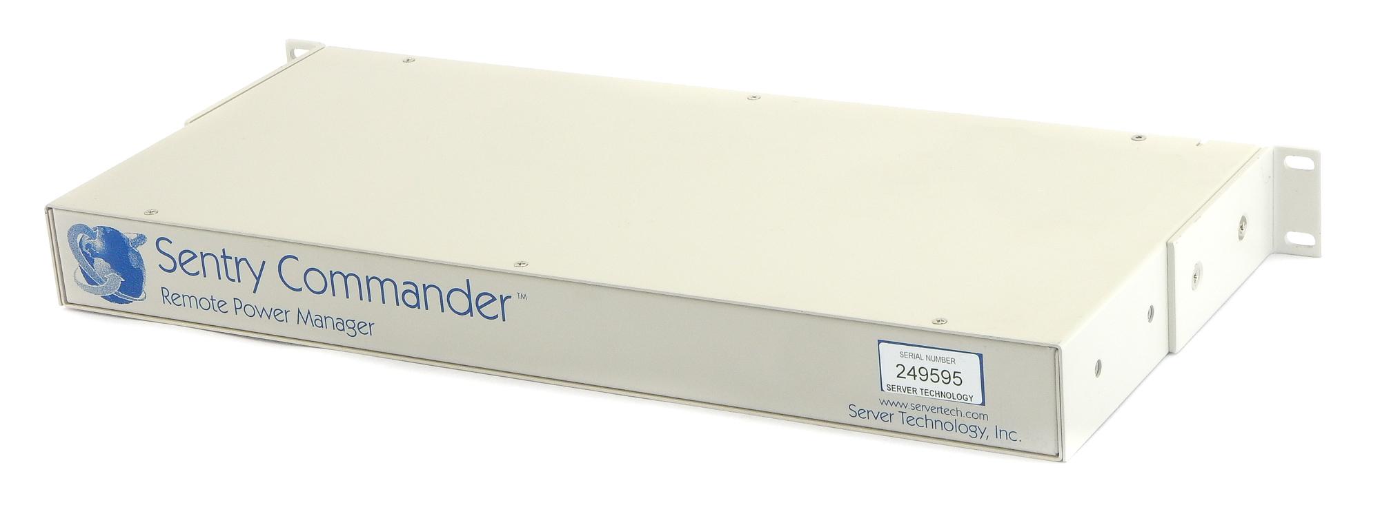 PT45-H404-2-07 Sentry Commander Remote Power Manager