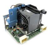 Dell Precision T5500 2nd CPU Assembly F623F w/ Fan U987F & Heatsink W715F