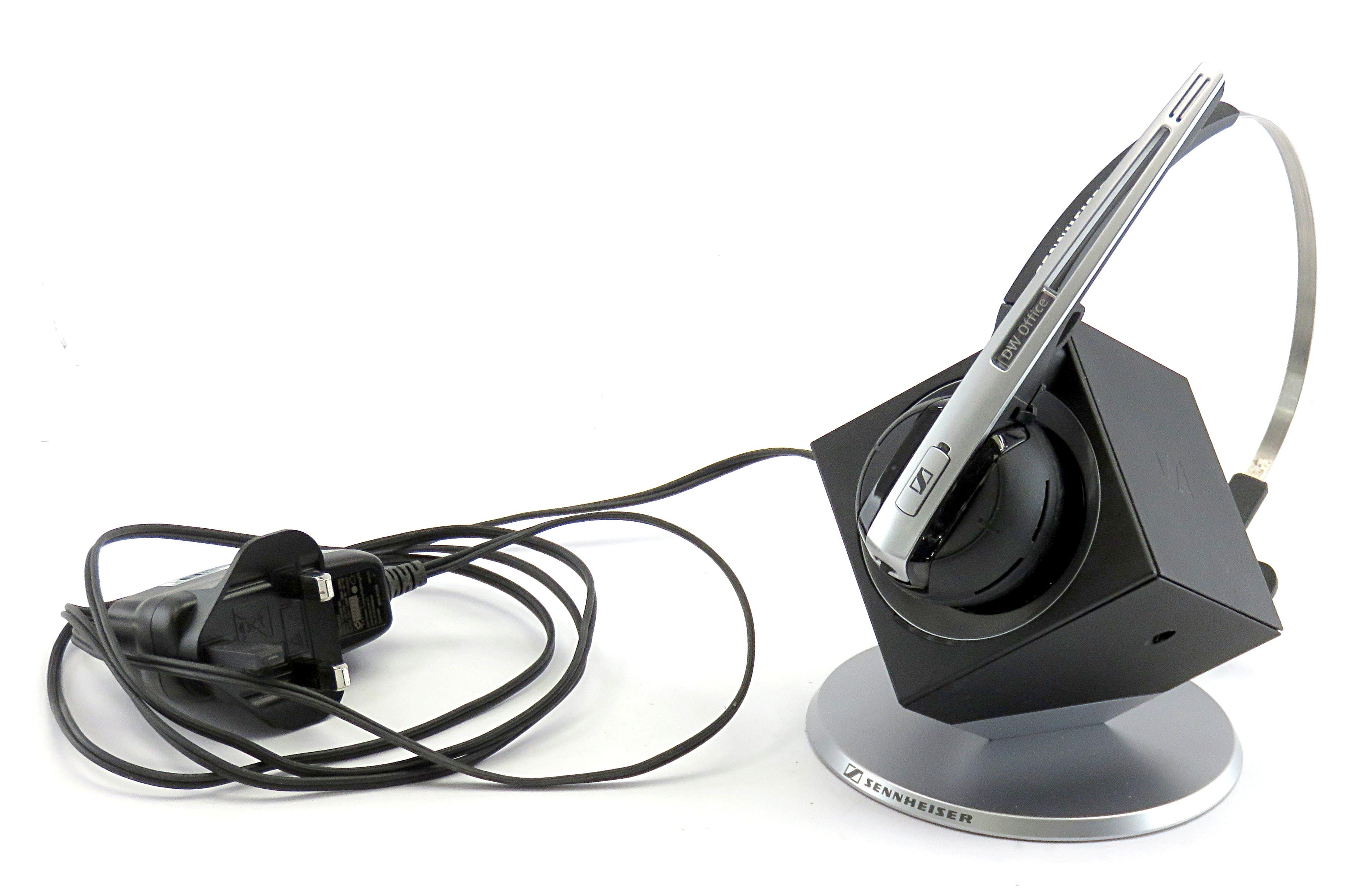 Sennheiser DW Office DECT Telephony Wireless Headset System