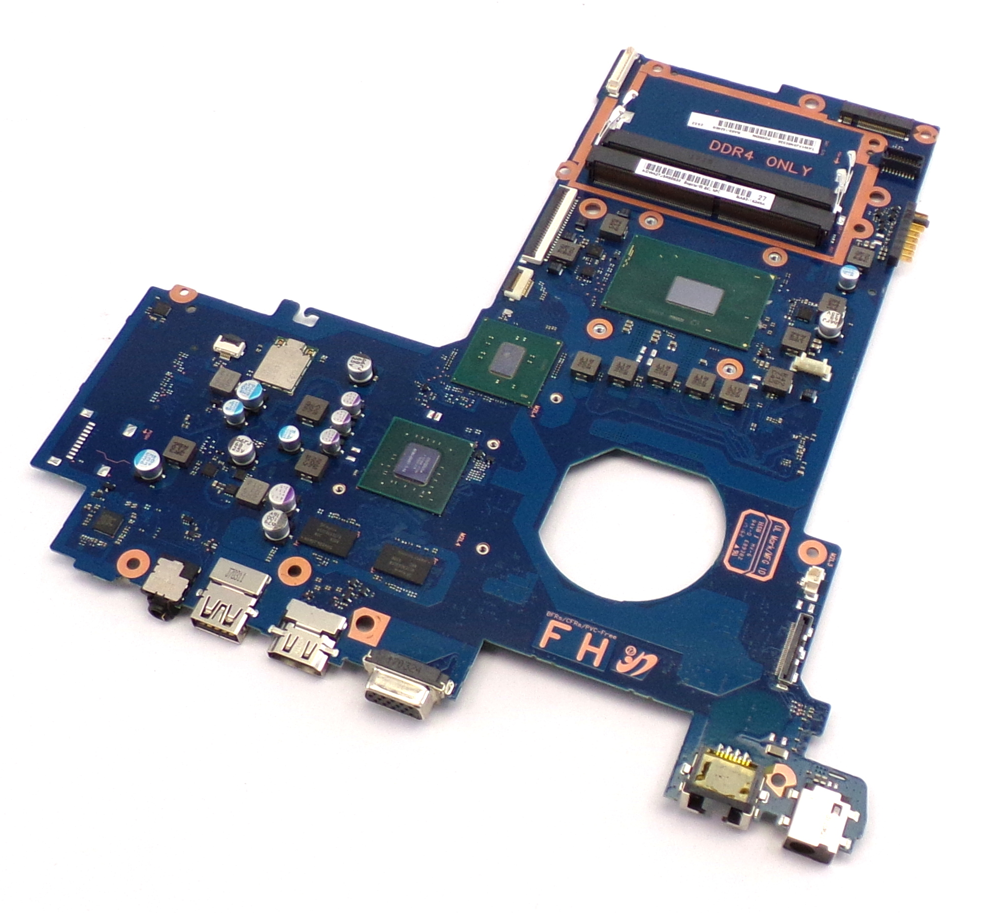 Samsung BA92-16249 370E with Intel Core i7-6700HQ Laptop Motherboard