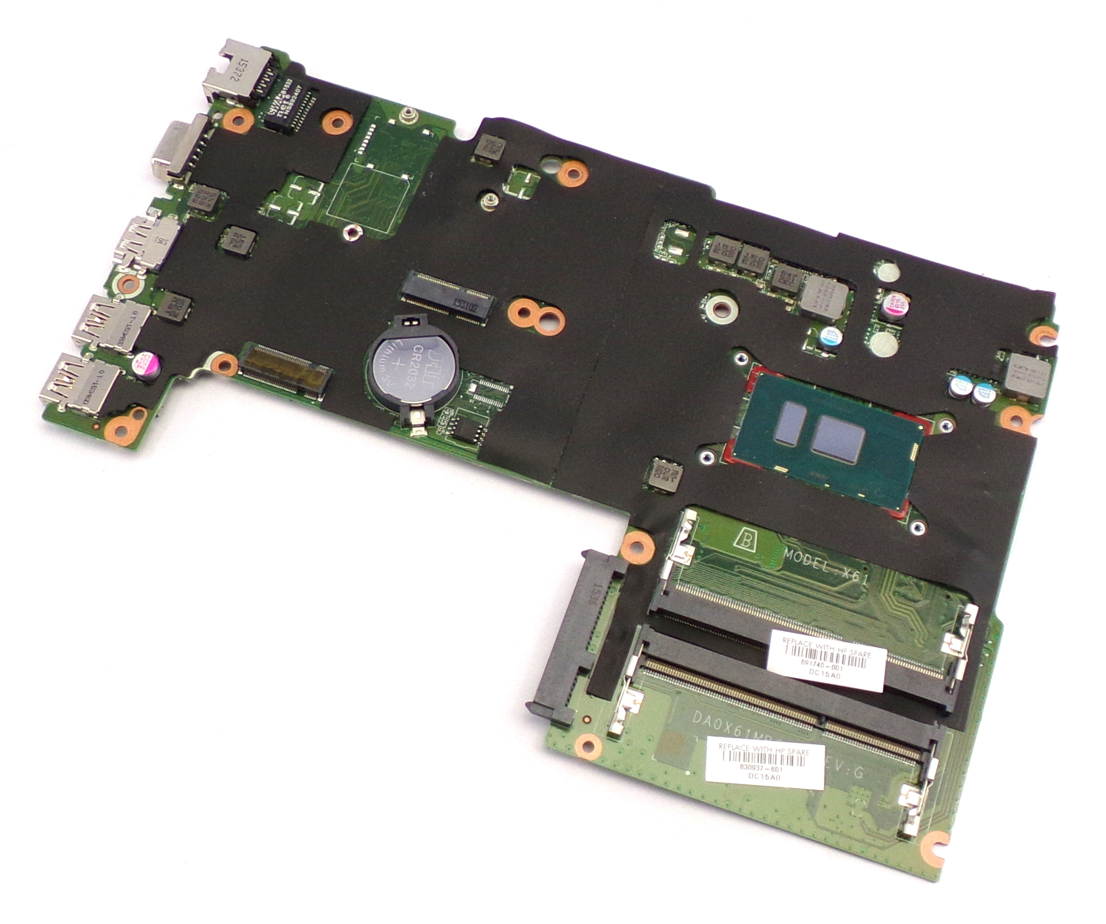 830937-601 HP ProBook 430 G3 with Intel Core i5-6200U Motherboard