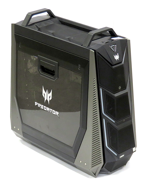 Acer Predator Orion 9000 Gaming PC: i9-7900X, 32GB DDR4, Dual RTX 2080Ti, Win 10