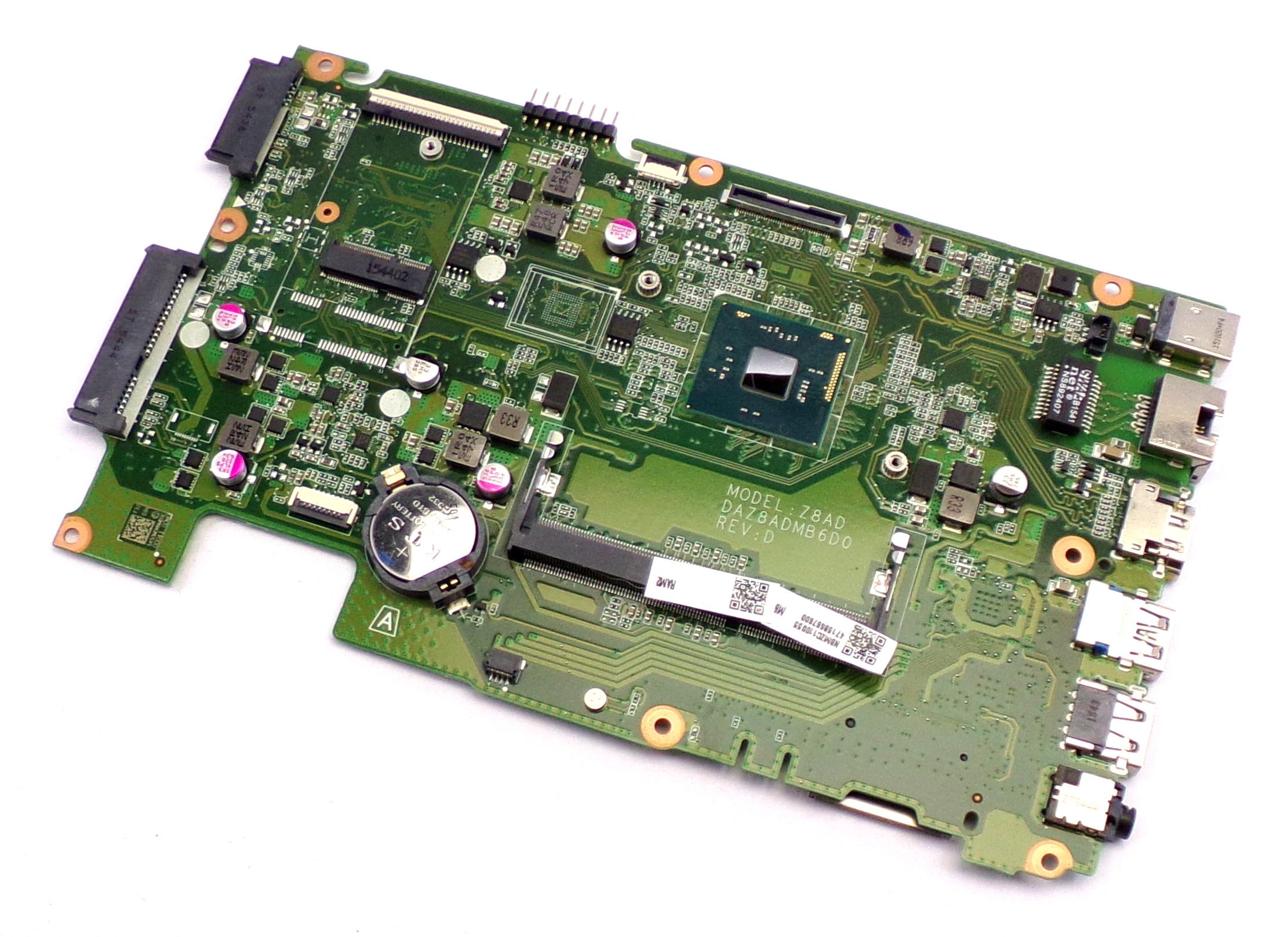 Acer NBMZC110055 ES14 ES1-431 with Intel Celeron N3050 Motherboard DAZ8ADMB6D0