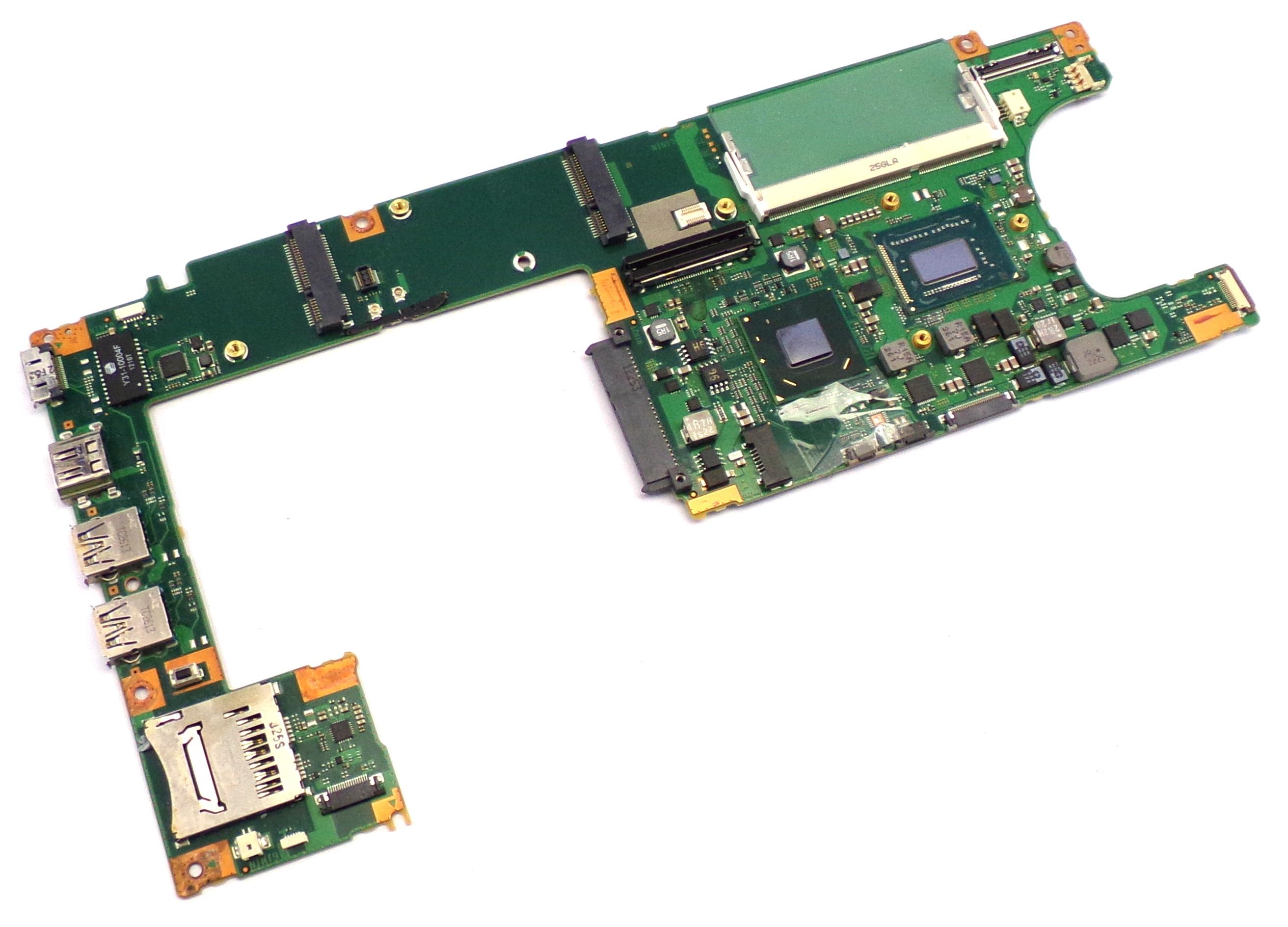 Fujitsu CP567110-Z3 LifeBook U772 Motherboard with i5-3317U Processor