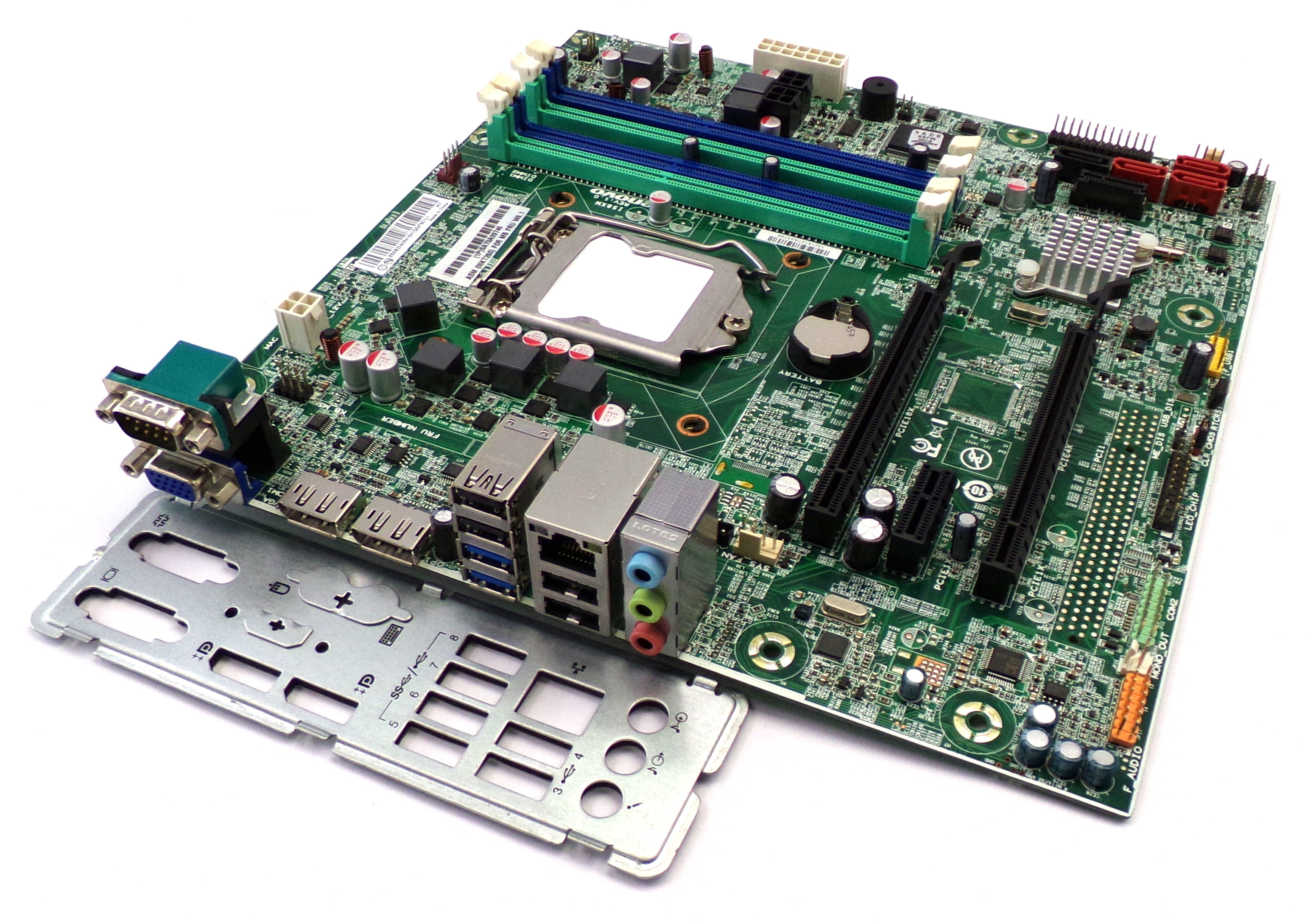 IBM 00KT260 Lenovo Thinkcentre M93p Socket LGA1155 Motherboard IS8XM