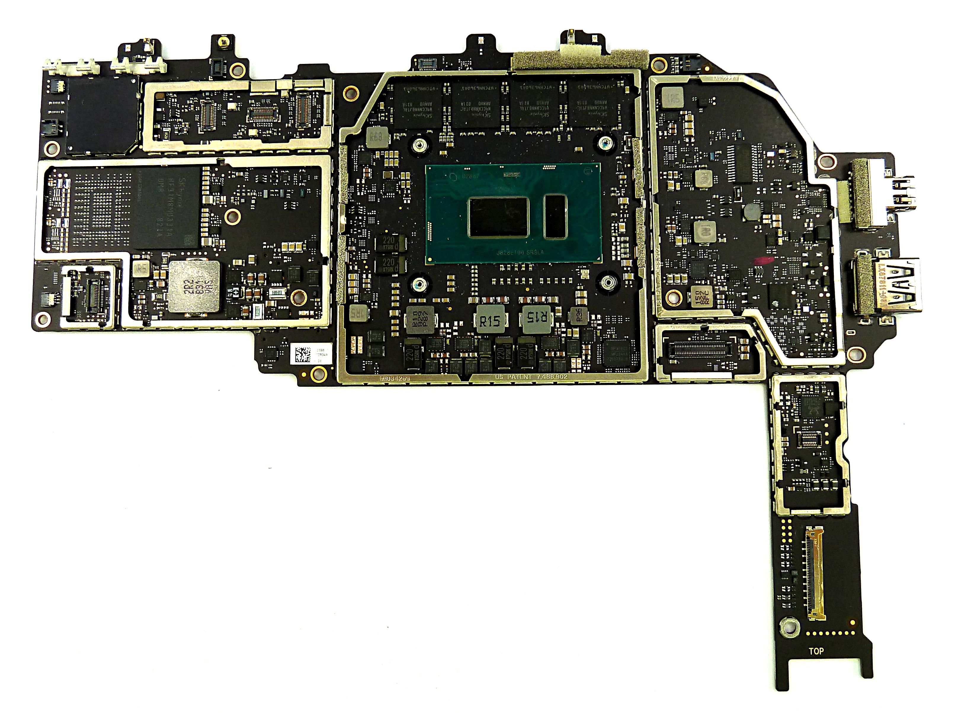 Surface Pro 6 1796 i5-8250U 8GB Ram 128GB eMMC Main Board M1086841-003