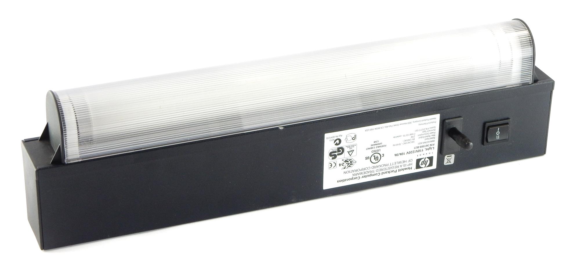 HP 361589-B21 Flourescent Light Kit for 10000 Series Rack
